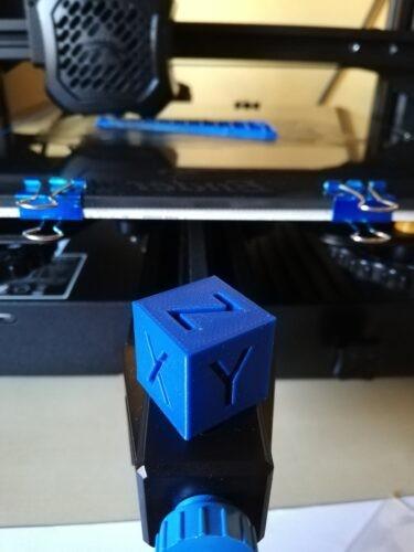 PLA FIL3D 4032D 1kg Azul - Tucab photo review