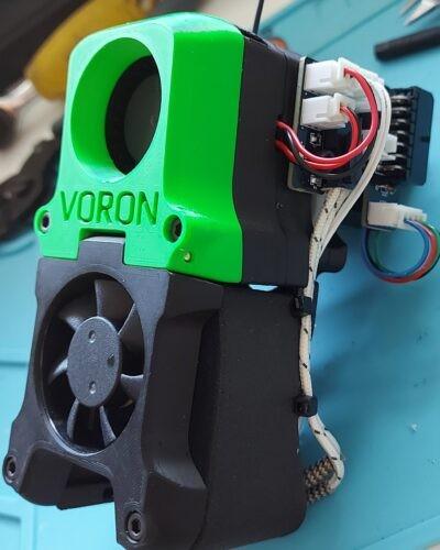 Resistência Cerâmica 24V 50W Heating Cartridge ( Ceramic Heater 6*20, cabo de 1m) - AIMSOAR photo review